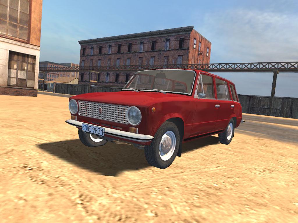 Русские машины для mafia 1 русские авто
